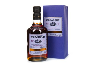 Lot 11-EDRADOUR 1985 LAST CASK AGED 26 YEARS