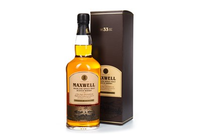 Lot 13-MAXWELL AGED 33 YEARS
