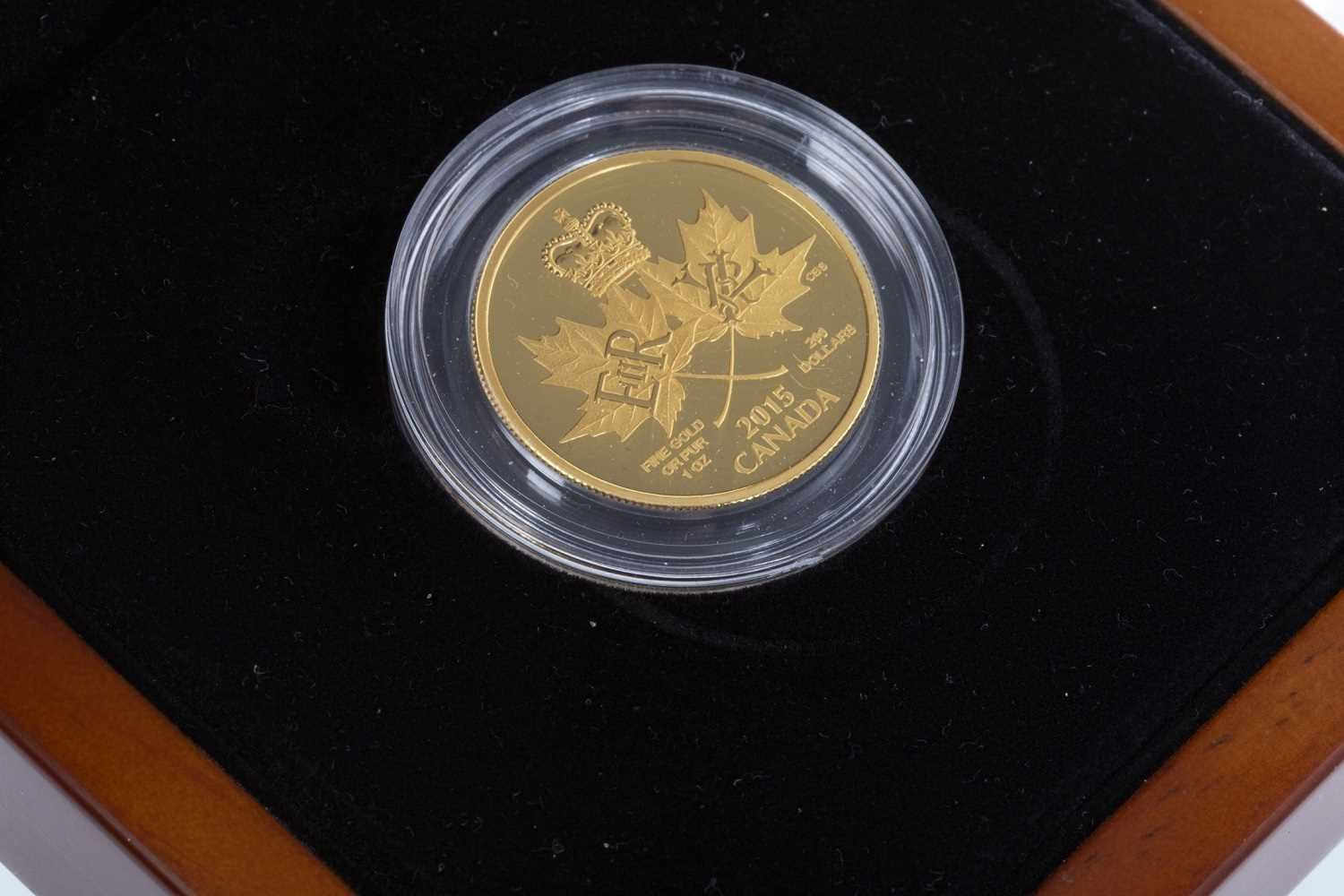 Lot 518-A THE ROYAL CANADIAN MINT 2015 $200 GOLD COIN