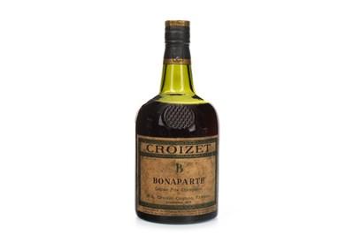 Lot 6-CROIZET BONAPARTE 1906 COGNAC