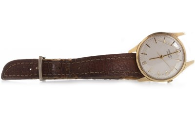 Lot 821-A GENTLEMAN'S RECORD DE LUXE WATCH
