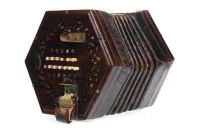 Lot 1428-A THOMAS DAWKINS & CO CONCERTINA