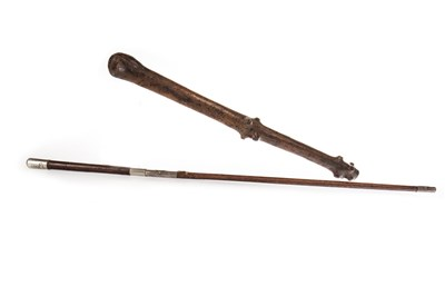 Lot 830-A MILITARY SWORD CANE
