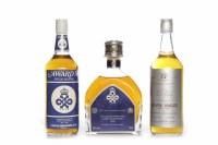 Lot 1009-CHIVAS BROTHERS SILVER JUBILEE Blended Scotch...