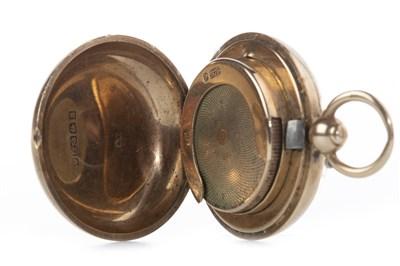 Lot 564-A NINE CARAT GOLD SOVEREIGN CASE