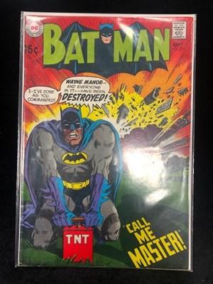 Lot 921-A COLLECTION OF BATMAN DC COMICS
