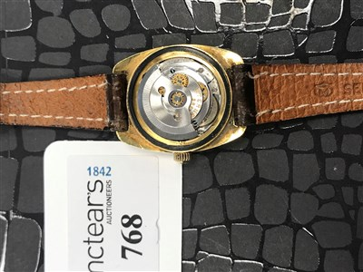 Lot 768-A LADY'S ETERNA-MATIC BEYER CONCEPT 80 WATCH