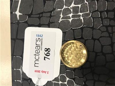 Lot 768-A LADY'S ETERNA-MATIC BEYER CONCEPT 80 WATCH