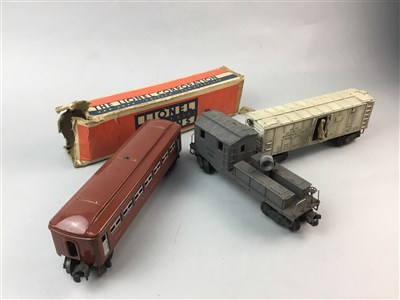 Lot 41-A LOT OF AMERICAN TOYS