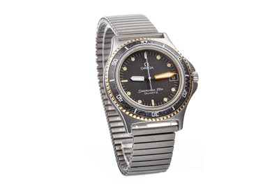 Lot 774-A GENTLEMAN'S OMEGA SEAMASTER QUARTZ WATCH
