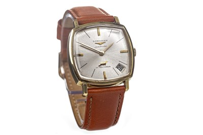 Lot 777-A GENTLEMAN'S LONGINES AUTOMATIC ULTRA- CHRON WATCH