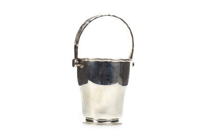 Lot 867-A PORTUGUESE 916 STANDARD SILVER ICE BUCKET