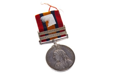 Lot 1610-A VICTORIAN SOUTH AFRICA MEDAL