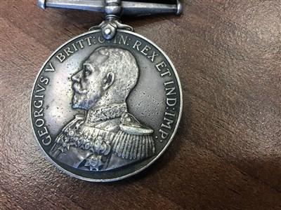 Lot 1615-A GEORGE V DISTINGUISHED SERVICE MEDAL
