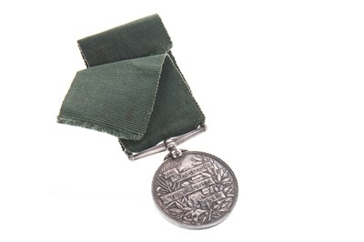 Lot 1617-A VICTORIAN LONG SERVICE IN THE VOLUNTEER FORCE MEDAL