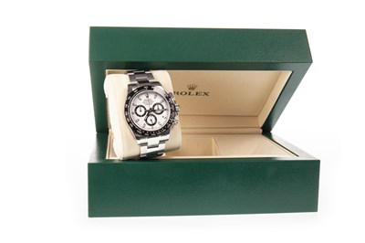 Lot 756 - A ROLEX OYSTER PERPETUAL DAYTONA WATCH