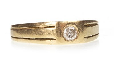 Lot 23-A DIAMOND SET BAND