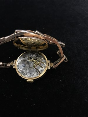 Lot 780-A LADY'S EARLY 20TH CENTURY WATCH