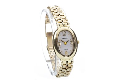 Lot 821-A LADY'S STAMBOUT QUARTZ COCKTAIL WATCH