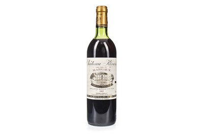 Lot 2011-CHATEAU KIRWAN 1983