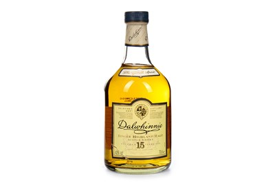 Lot 307-DALWHINNIE 15 YEARS OLD