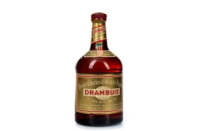 Lot 409-DRAMBUIE ONE LITRE