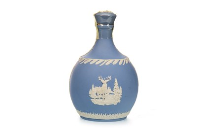 Lot 306-GLENFIDDICH 21 YEARS OLD WEDGEWOOD DECANTER