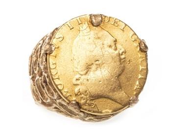 Lot 613-A GOLD GEORGE II GUINEA
