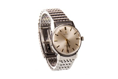 Lot 870 - A GENTLEMAN'S OMEGA SEAMASTER 600 STAINLESS WATCH