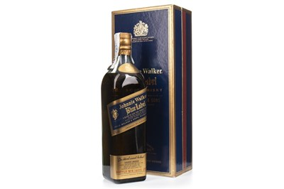 Lot 427-JOHNNIE WALKER BLUE LABEL