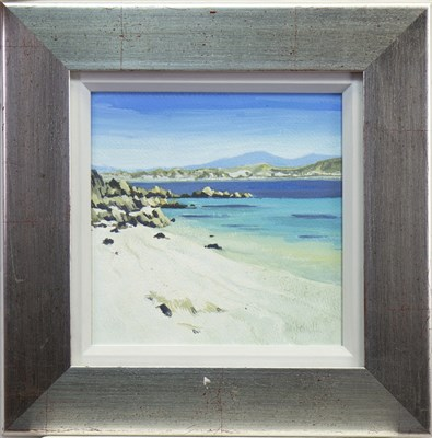 Lot 544-IONA SANDS, AN OIL BY SALLY MITCHELL