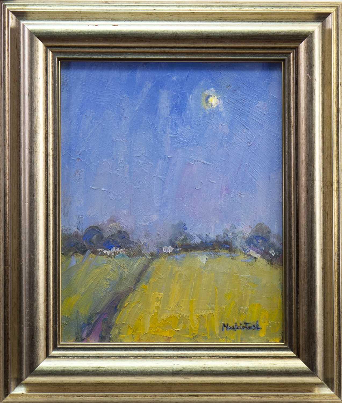 Lot 546-GOLDEN FIELDS BY ANNE MACKINTOSH