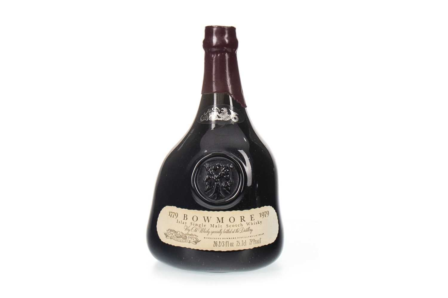 Lot 19-BOWMORE BICENTENARY