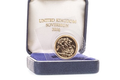 Lot 530-A GOLD SOVEREIGN, 2006