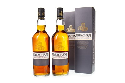 Lot 317-TWO BOTTLES OF ABRACHAN