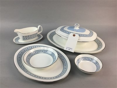 Lot 16-A ROYAL DOULTON COUNTERPOINT DINNER SERVICE