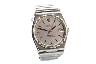 Lot 770-A GENTLEMAN'S OMEGA CONSTELLATION WATCH