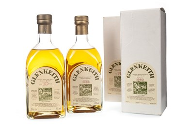 Lot 344-GLENKEITH 1983 AND AGED 10 YEARS