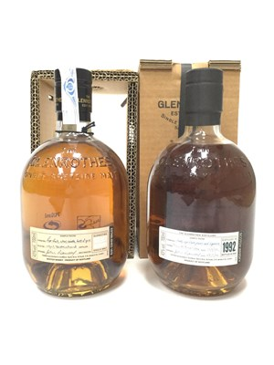 Lot 348-GLENROTHES 1992 AND SELECT RESERVE