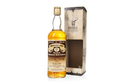 Lot 28-GLENLOSSIE 1969 CONNOISSEURS CHOICE 17 YEARS OLD