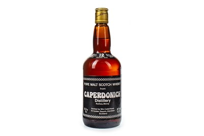 Lot 35-CAPERDONICH 1965 CADENHEAD'S 12 YEARS OLD