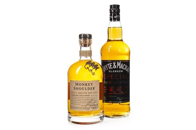 Lot 426-MONKEY SHOULDER AND WHYTE & MACKAY SPECIAL