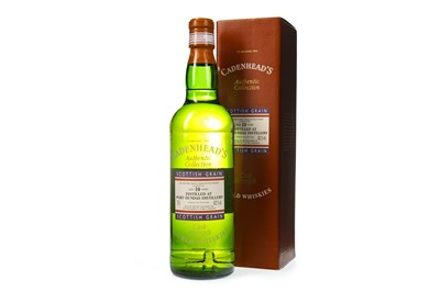 Lot 435-PORT DUNDAS CADENHEAD'S AUTHENTIC COLLECTION AGED 10 YEARS