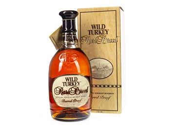 Lot 441-WILD TURKEY RARE BREED