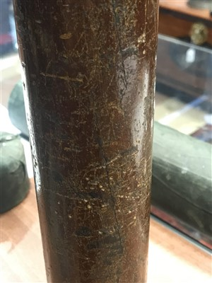 Lot 1384-A 19TH CENTURY DAY NIGHT MARINE TELESCOPE BY T HARRIS & SON
