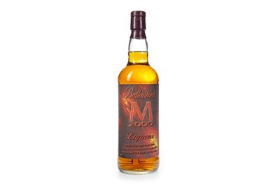 Lot 447-BALLANTINE'S M 2000 LIQUEUR