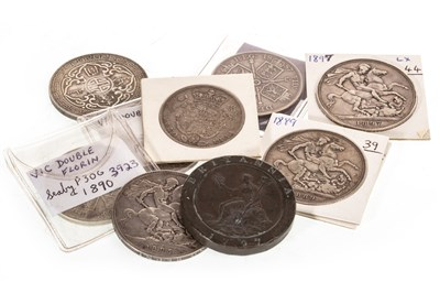 Lot 546-A GROUP OF 19TH CENTURY COINS