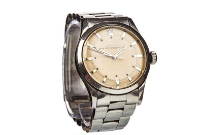 Lot 756-A ROLEX OYSTER PERPETUAL WATCH 1950S