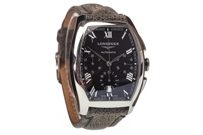 Lot 784-A GENTLEMAN'S LONGINES EVIDENZA WATCH