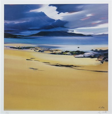 Lot 536-NIABOST SANDS, HARRIS BY PAM CARTER